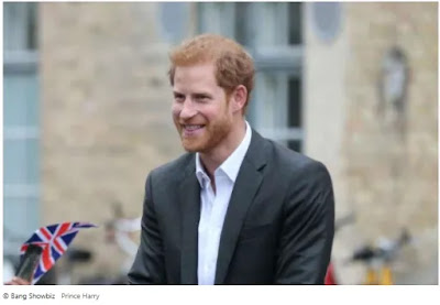 Prince Harry joins the Helicopter Club in California