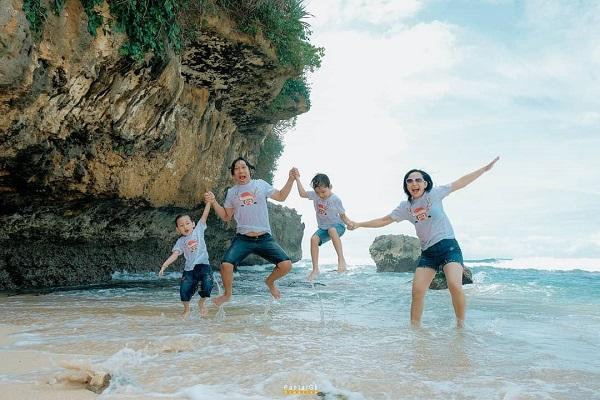 Wisata Ke Pantai Baron Gunung Kidul Jogja