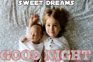 Good night cute baby image, cute baby photos