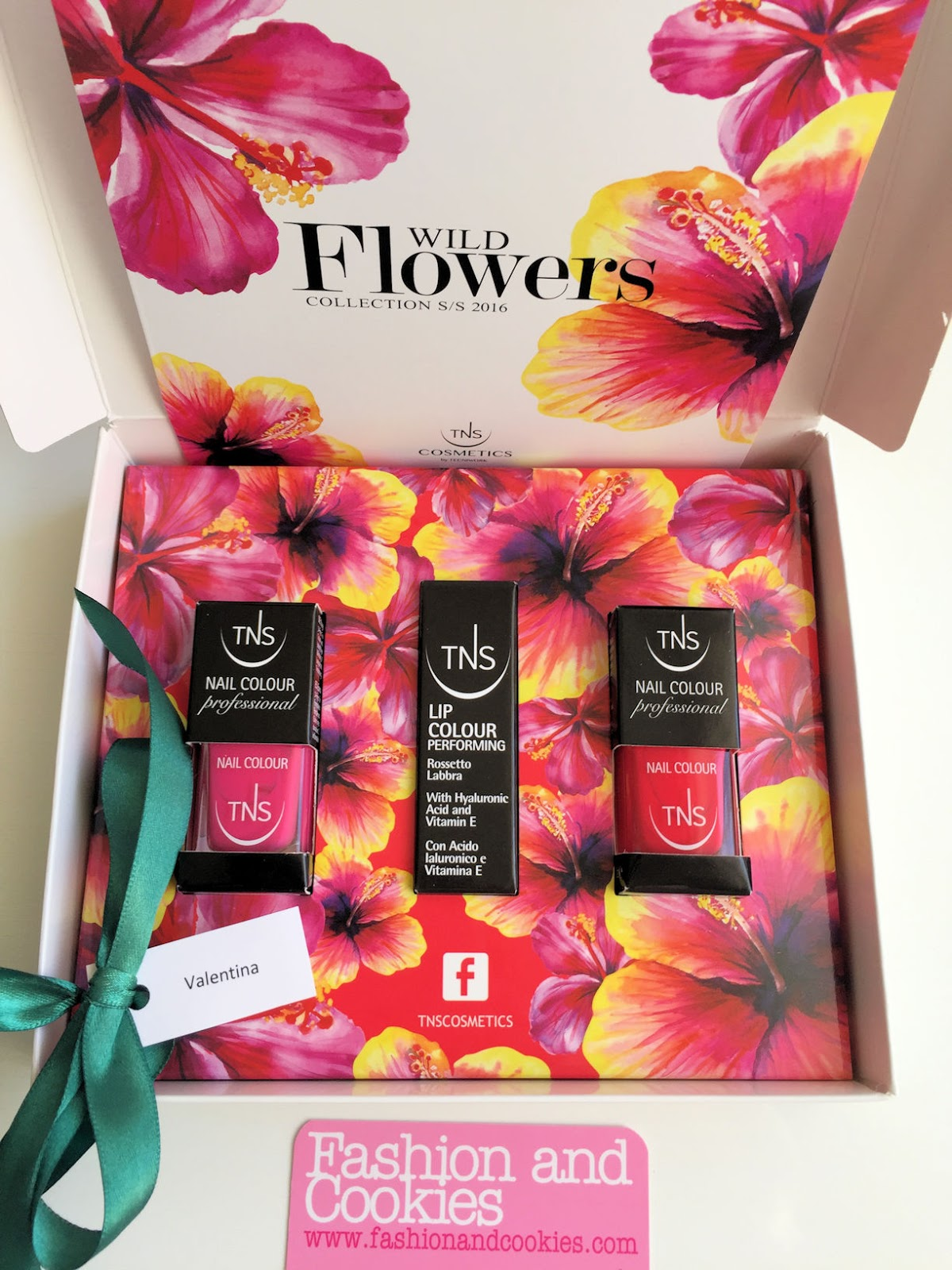 TNS Cosmetics Wild Flower collection review on Fashion and Cookies beauty blog, beauty blogger