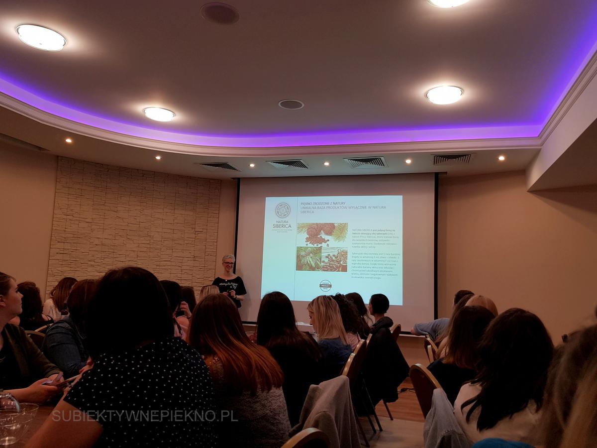 Relacja - IV edycja konferencji Meet Beauty - warsztaty Natura Siberica