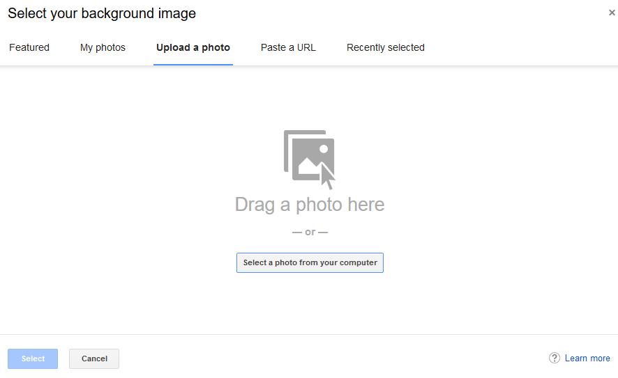 Cara Mengganti Tema Gmail dengan tema yang sudah disediakan