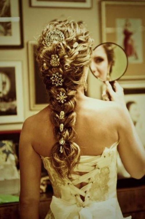 Paint Me Chic Some Amazing Hair Styles