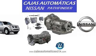 REPARACION DE CAJA AUTOMATICA NISSAN PATHFINDER