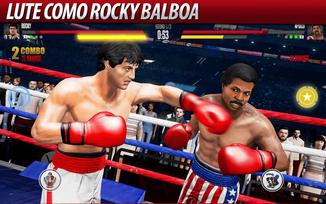 Real Boxing 2 MOD Dinheiro / Diamantes Infinitos 2021 v 1.12.7