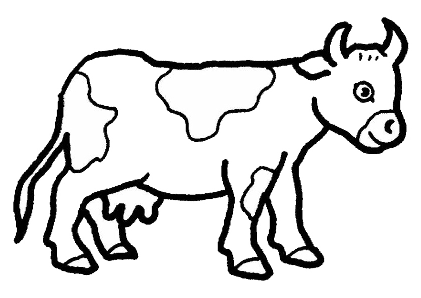 Animal Colouring Pages Printable