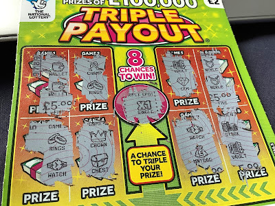 £2 Triple Payout