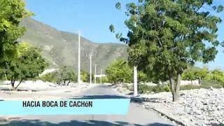 En Boca de Cachón de Jimaní no hay agua