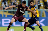 Lanús vs Rosario Central