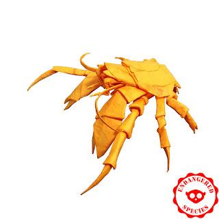 coconut-crab-origami
