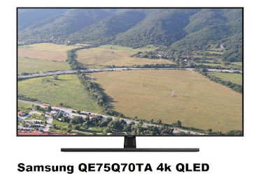 Samsung QE75Q70TA 4k QLED TV