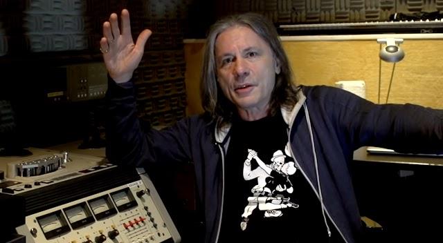 Iron Maiden quase gravou outro álbum durante a pandemia