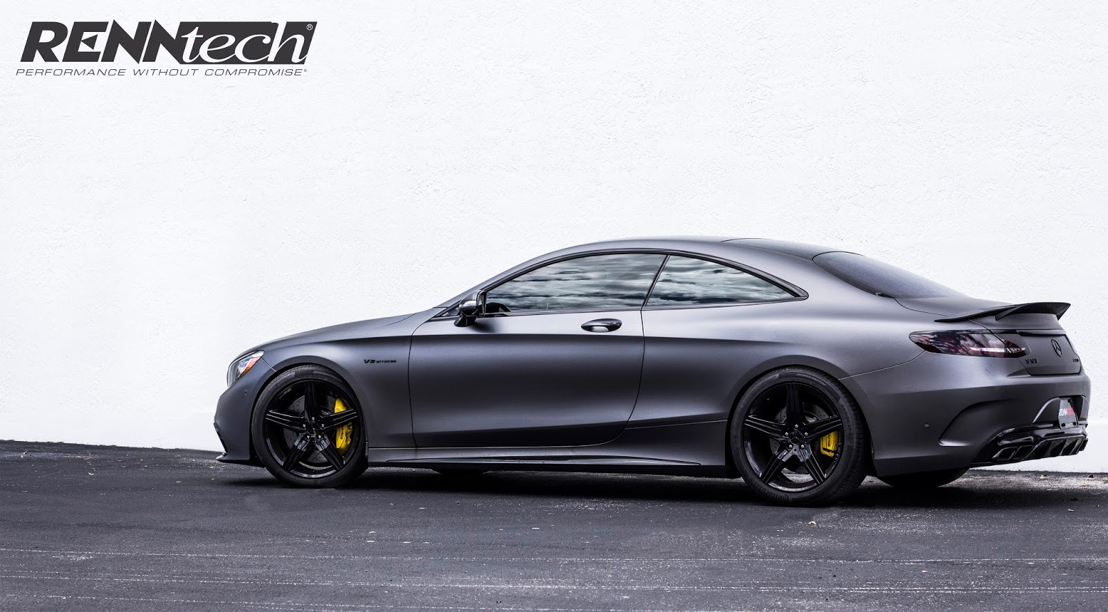 Mercedes benz c217 s63 amg coupe by renntech benztuning for Mercedes benz s 63 amg