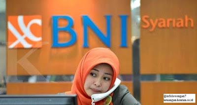 gambar Lowongan Kerja Bank BNI Syariah Februari 2016