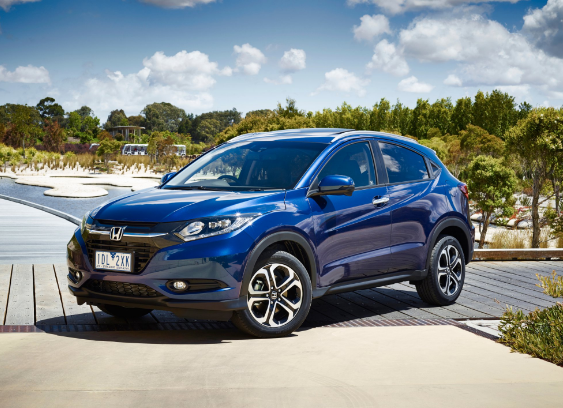 2017 Honda HR-V Review