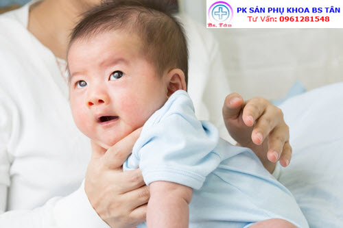 cách lấy đờm cho trẻ sơ sinh