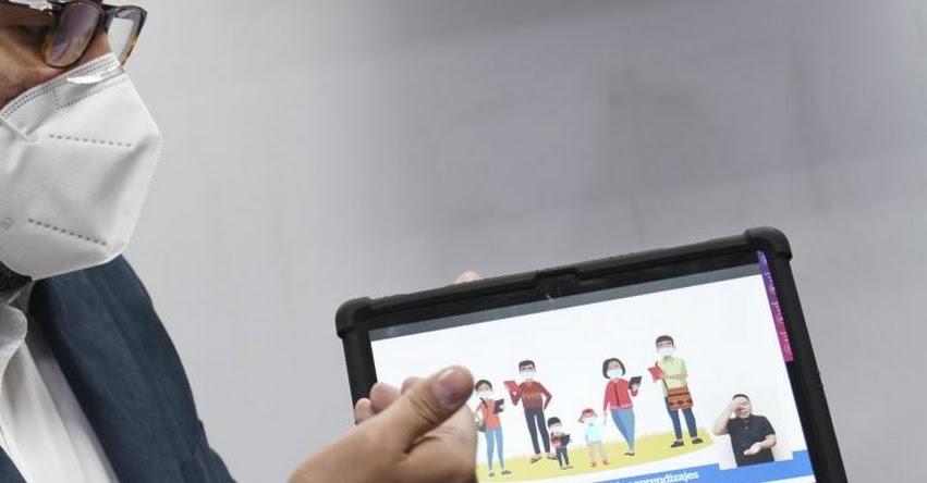 MINEDU iniciará entrega de tablets la próxima semana en cuatro regiones