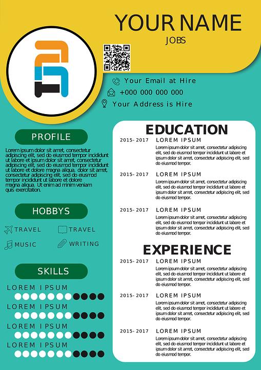 Tips Membuat CV yang Baik dan Menarik