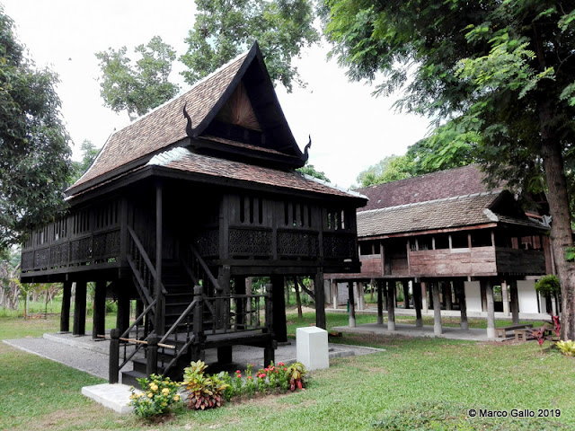 THE LANNA TRADITIONAL HOUSE MUSEUM Chiang Mai, Tailandia