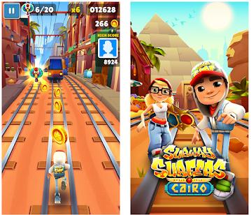 Subway Surfers - أفضل ألعاب أندرويد و أيفون 2020 بدون أنترنت: أحسن 20 لعبة فيديو تعمل أوفلاين بدون نت.