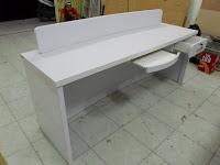 Meja Penerima Tamu Kantor - Furniture Semarang