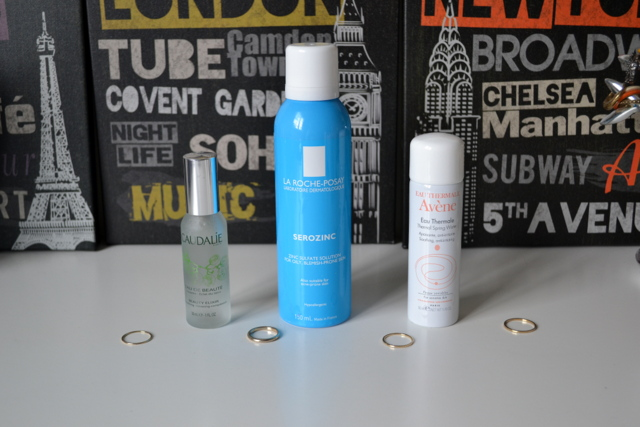 Three Facial Sprays For Summer