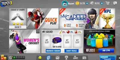 wcc3 mod apk download