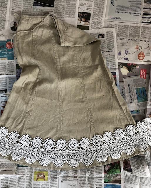 DIY Textilspray