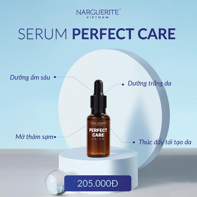 serum perfect care ốc sên phục hồi da