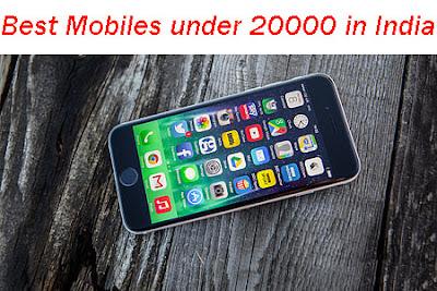 Top 3 Best Mobiles under 20000 in India 2020