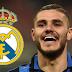 ريال مدريد يضع اسم  Mauro Icardi في أعلى القائمة للاعبين ممكن استقطابهم