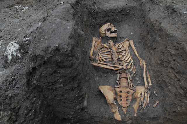 Inequality in medieval Cambridge was 'recorded on the bones' of its residents