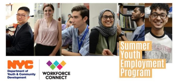 NYC Summer Youth Employment Program (SYEP) 2021 Application