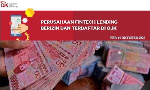 Cara Mengetahui Pinjaman Online Yang Terdaftar Di Ojk ...