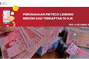 152 Daftar Pinjaman Online Resmi OJK Terbaru Desember 2020