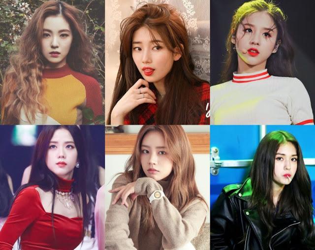 Melyik női idol lenne a barátnőd/párod?