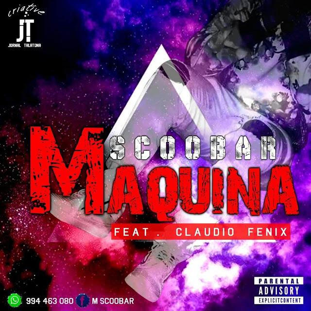 Mscobar feat Claudio Fenix - Maquina (Zouk)