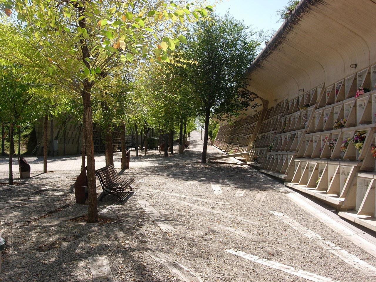Igualada Cemetery (Igualada, Spain)