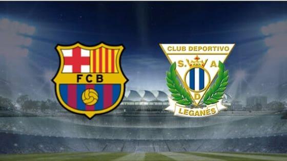مشاهدة مباراة برشلونة وليغانيس بث مباشر بتاريخ 23-11-2019 الدوري الاسباني