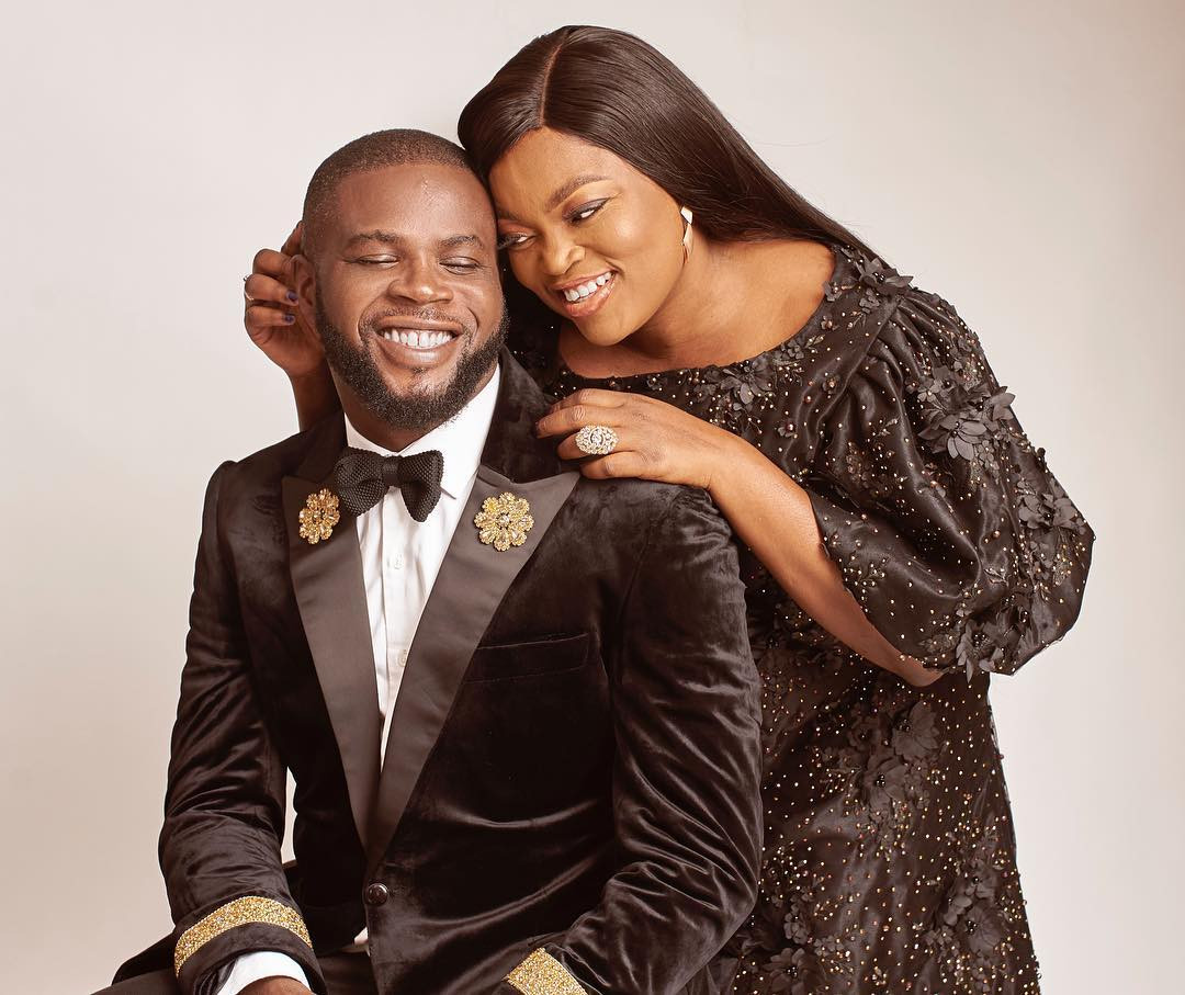 [VIDEO] Funke Akindele speaks on 'Personal Space and Boundaries' in Marriage