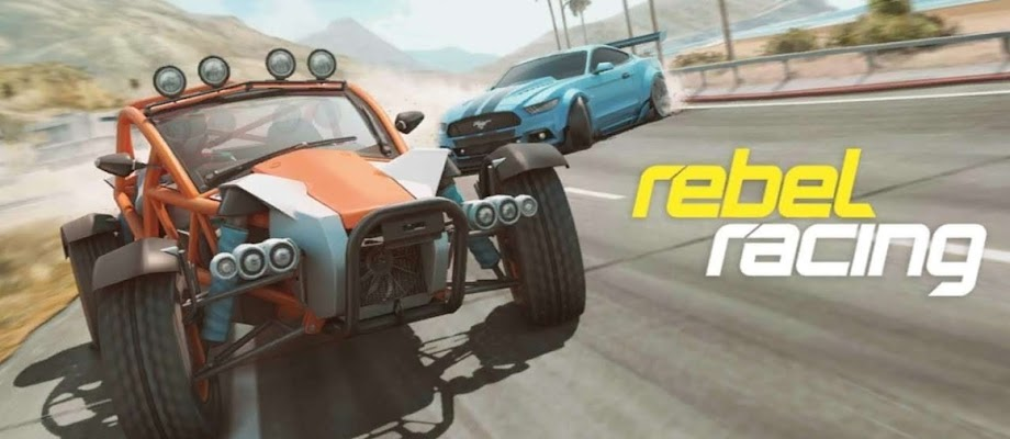 Free Download Rebel Racing Mod Apk