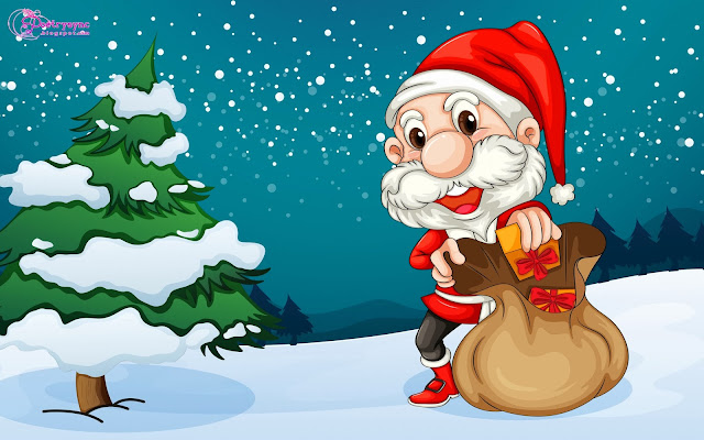 free christmas wallpapers and screensavers