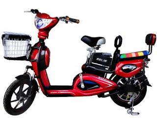 Daftar Harga Sepeda Listrik Murah Terbaru