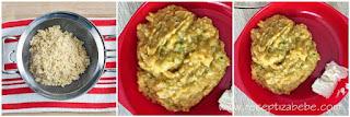 Piletina, batat, poriluk i brokoli za bebe