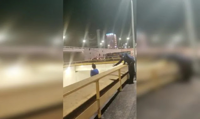 """Policial impede suicídio no DF e reconhece que foi usado como """"instrumento de Deus"""""""