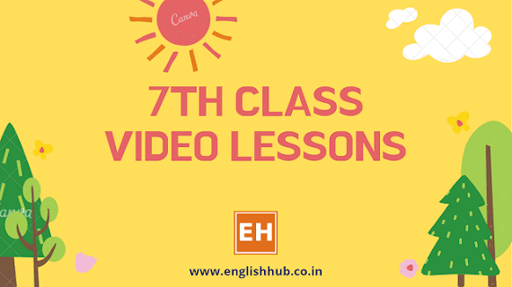 7th Class Samveda YouTube Video Lessons