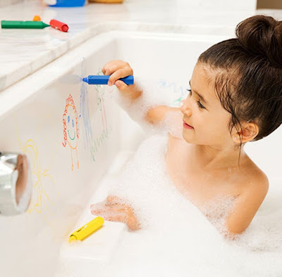 Bath Crayon-Stocking Stuffer Ideas for Toddlers
