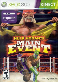 Hulk Hogan's Main Event (X-BOX360) 2011
