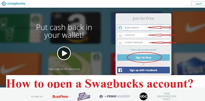 Swagbucks: Signup, Login and how it works & earn money.