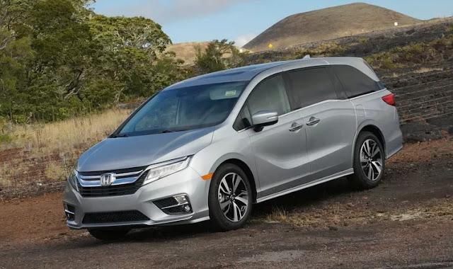 2019 Honda Odyssey Rumors